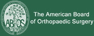 The American Board of Orthopaedic Surgery (ABOS)
